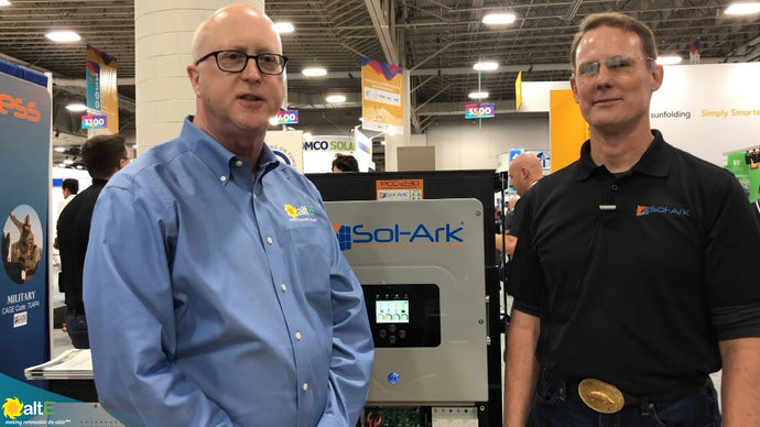 Sol-Ark 12K Interview at SPI 2019 | Sol-Ark 12K Honest Review