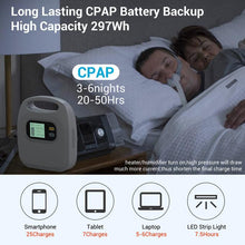 Load image into Gallery viewer, MAXOAK K5 CPAP Battery Backup