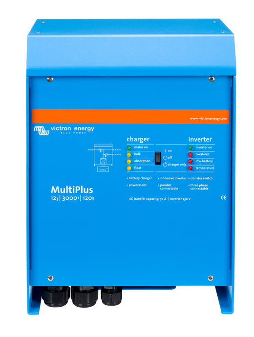 MultiPlus | Multifunctional combined inverter and charger