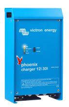Load image into Gallery viewer, Phoenix Charger | Adaptive 4-stage charge characteristic
