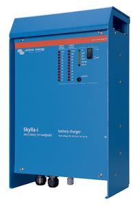 Skylla-i | A modern and powerful battery charger