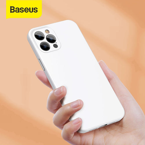 Baseus Dust-proof Phone Case For iPhone 12