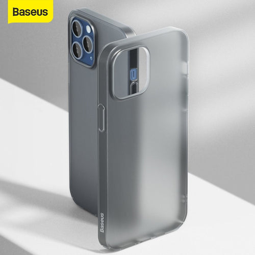 Baseus Transparent Phone Case For iPhone 12