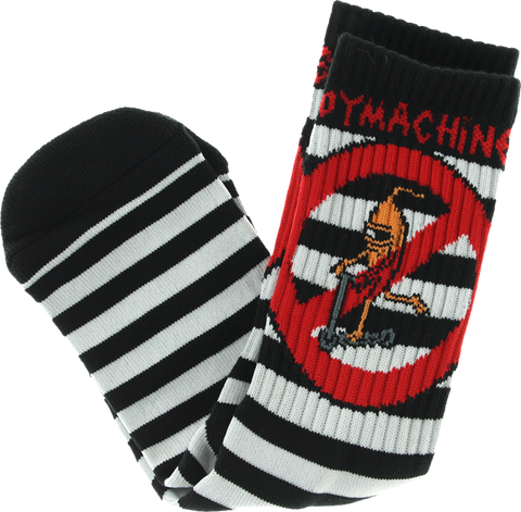 Toy Machine No Scooter Crew Socks