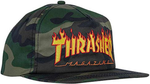 Thrasher Flames Hat