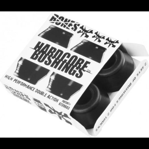 Bones Hardcore Black Bushings Hard
