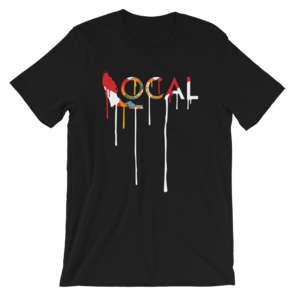 Local Brand Melt T-shirt