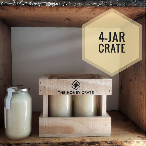 The Honey Crate - 4 jar