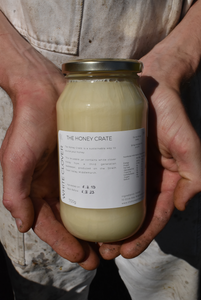 The honey crate single jar creamed honey