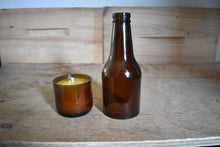 Load image into Gallery viewer, Beer bottle candle