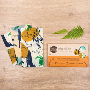 Honeywrap - beeswax wraps