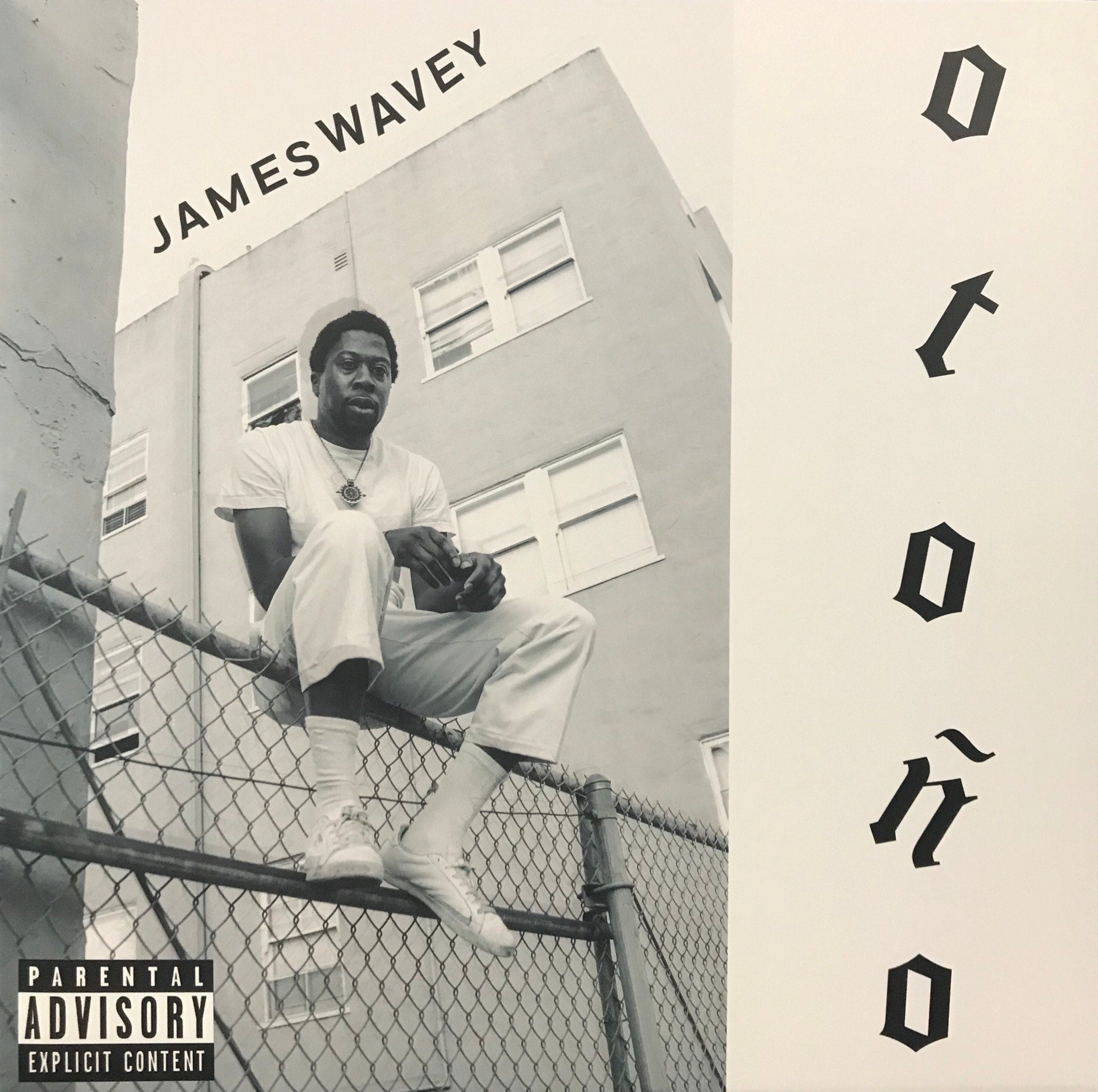 "* James Wavey - ""Otoño"" LP"