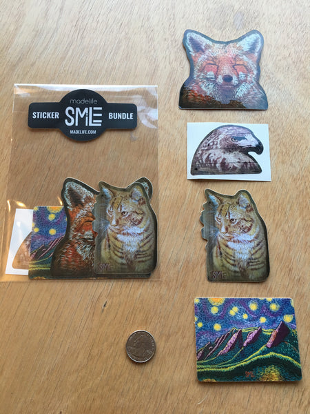 SMiLE Sticker Bundle