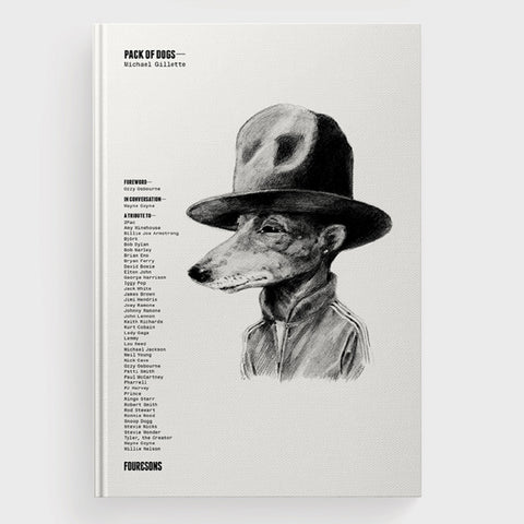 Pack of Dogs Book: Pharrell cover.