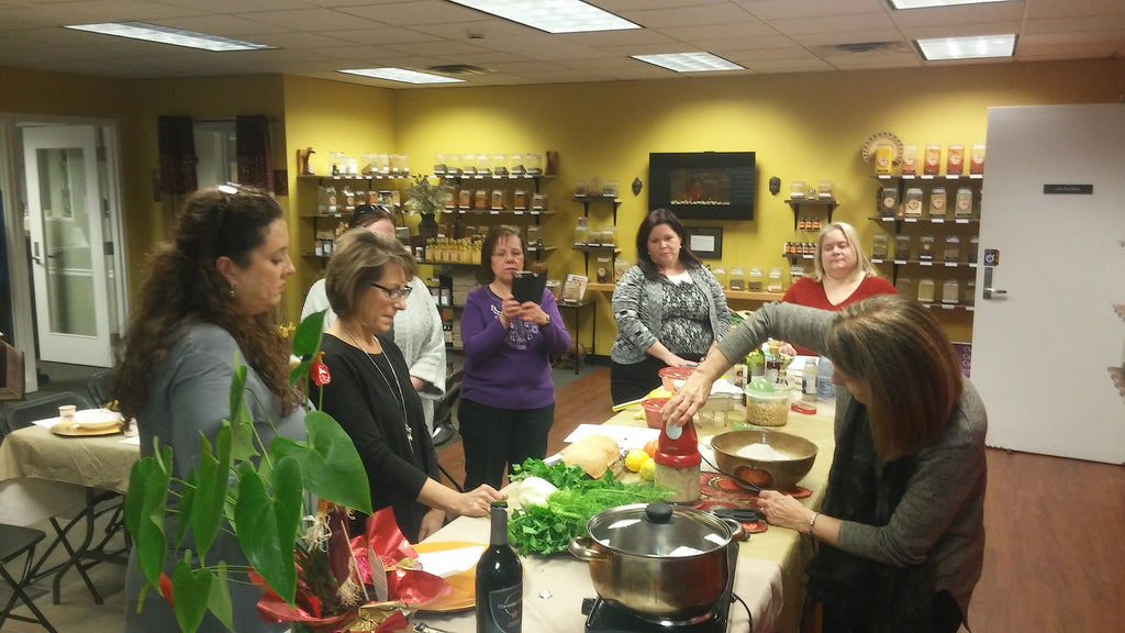 October 1, 2016 - Thai Night Cooking Party