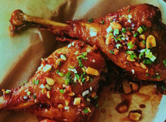 Kung Pao Glazed Wings Recipe