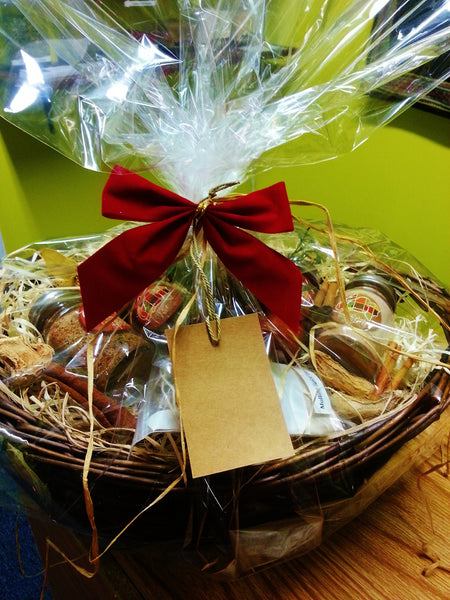 Spice Lover's Gift Basket - Large