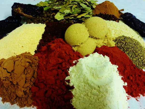 Customized Spice Blend