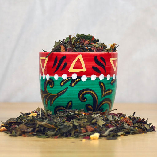 Cranberry Orange White Tea