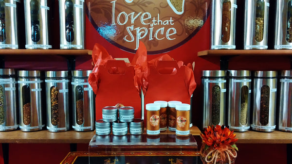 Holiday Spice Box