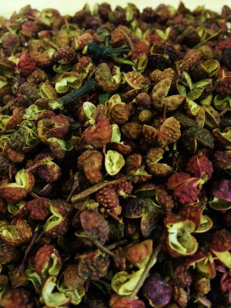 Sichuan Peppers - Organic