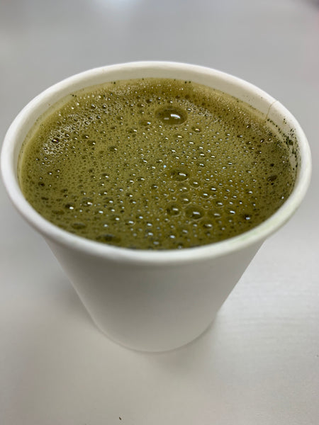 1 Organic Japanese Matcha Tropical Wellness Shot
