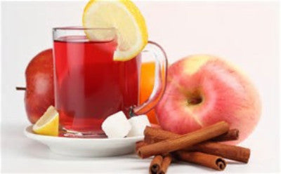 Rosehip and Hibiscus Herbal Tea