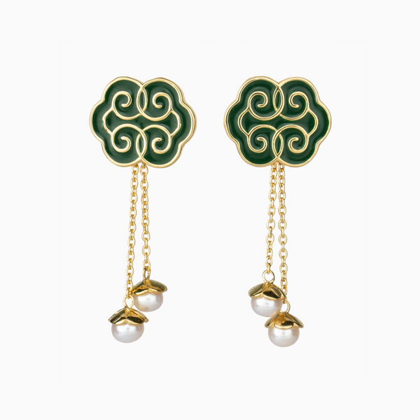 Ruyi Earrings