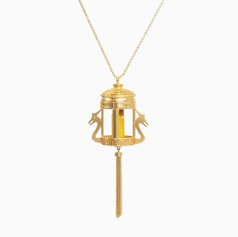 Lantern Grace Necklace