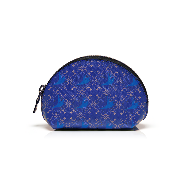 SIGNATURE Coin Purse - Blue