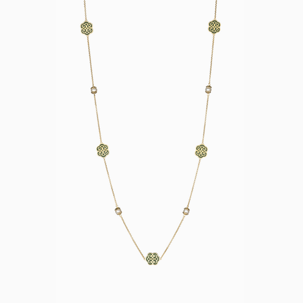 Ruyi Long Necklace