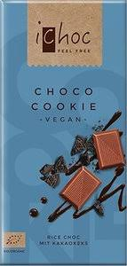 Chocolate vegano Ichoc Cookie