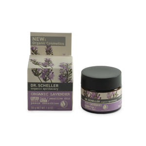 Organic Lavender Night Care Cream/Sensitive Skin