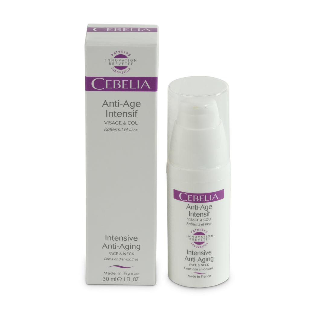 Intensive Anti-Aging (Face & Neck), 30ml