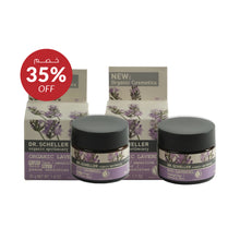 Load image into Gallery viewer, Organic Lavender Box - Dr. Scheller's Jamalek's Exclusive Offer