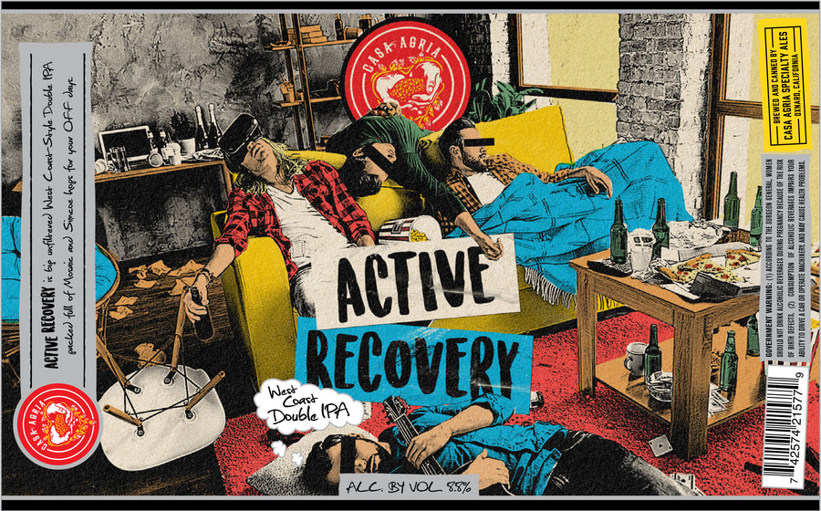Active Recovery: 4-Pack