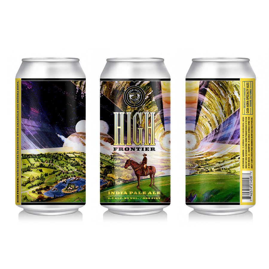 High Frontier: 4-Pack