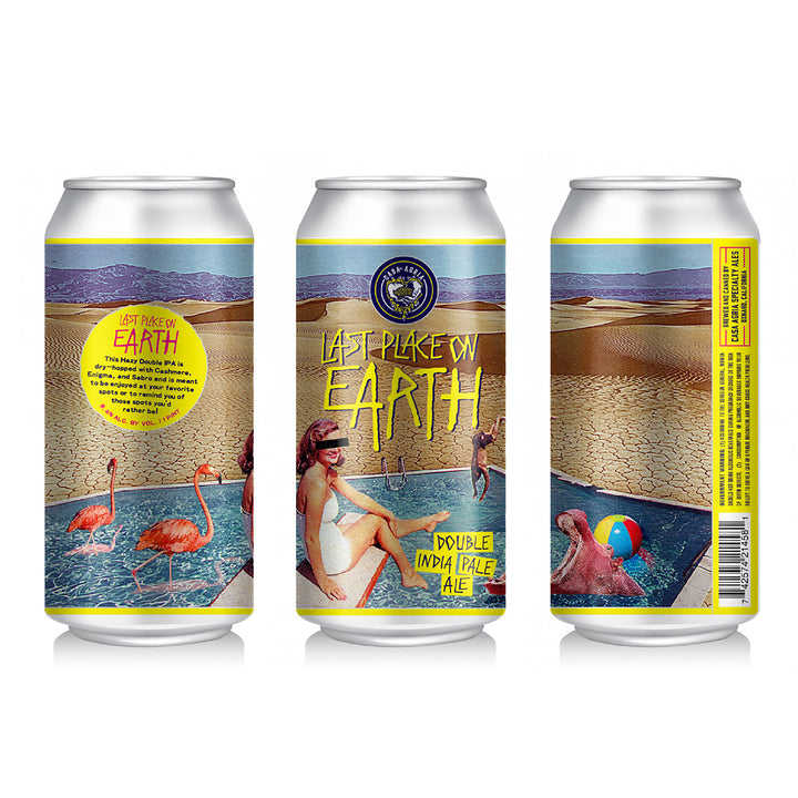 Last Place on Earth Double IPA: 4-Pack