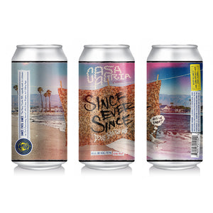 Since Ever Since Hazy Double IPA: 4-Pack