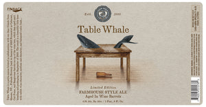 2021 Table Whale - 500 ml