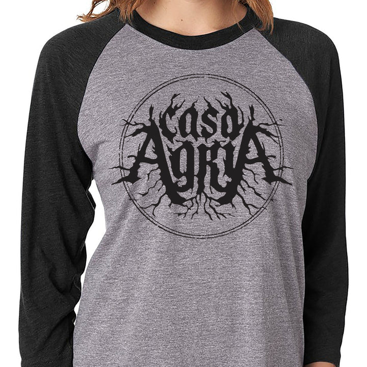 CASA 3/4-Sleeve Metal T-Shirt