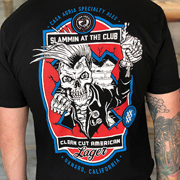 Slammin at the Club T-Shirt