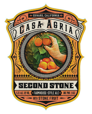 2020 Second Stone - 500 ml