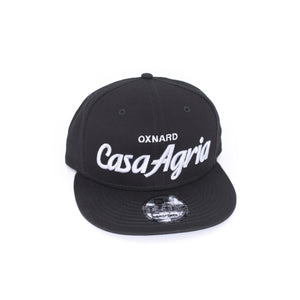 Classic Snapback: 9FIFTY  Black