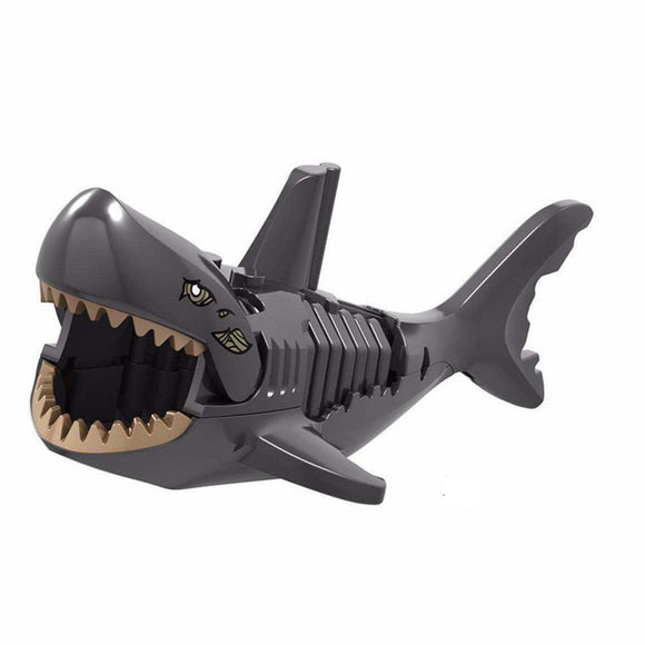 Sharks Figure Blocks Toys