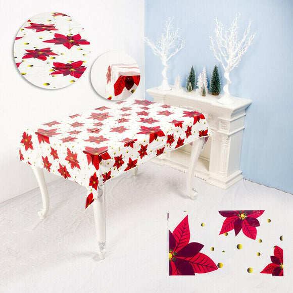 Table Cover Christmas Decora
