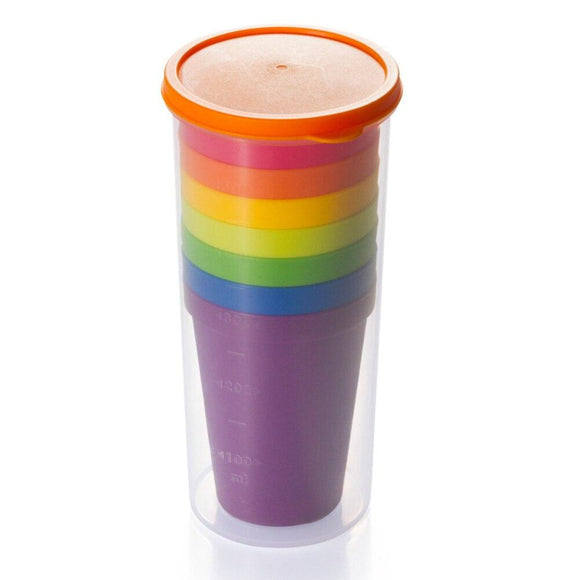Drinking Plastic Color Cup