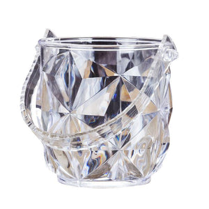 Acrylic Transparent Ice Bucket