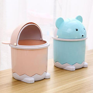 Cartoon Teapoy Table Bucket