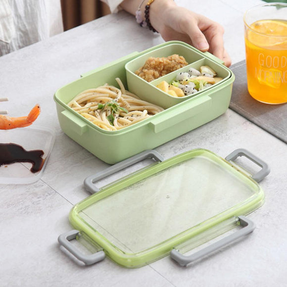 With Lid Lunch Box